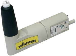 pistola de pintura inclinada 90º acatec-wagner
